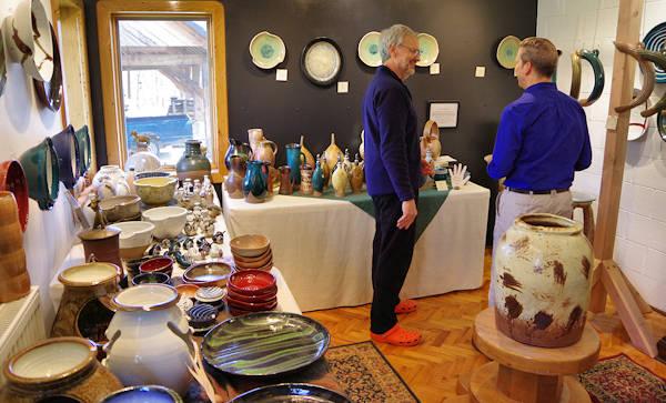 Jeff Diehl Pottery WV