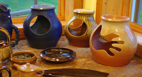 Pottery Jeff Diehl